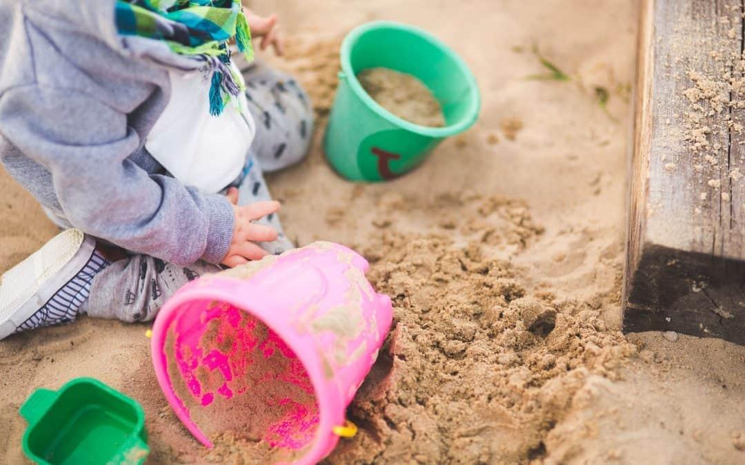 Jaki piasek wybrać do piaskownicy?