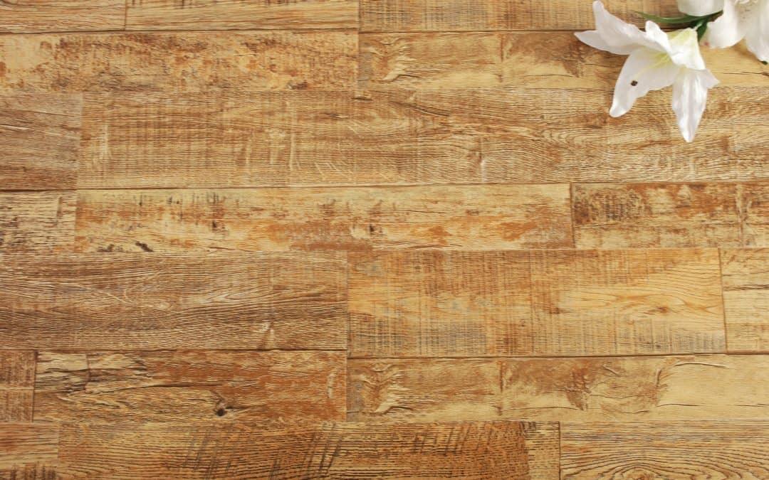 Zabezpieczenie drewnianej podłogi w łazience
