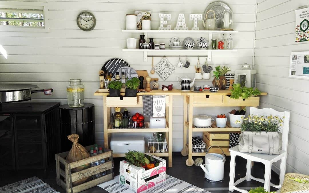 Pomysły na ekspozycje roślin w domu